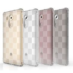 B.O.W - Transparent Huawei M8 Case