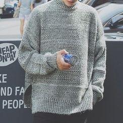 JUN.LEE - Long Sweater