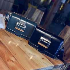 Nautilus Bags - Faux Leather Crossbody Bag