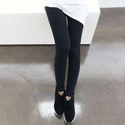 DANI LOVE - Fleece-Lined Leggings