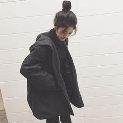 Chililala - Oversized Hooded Coat