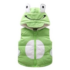 Endymion - Baby Hooded Padded Vest