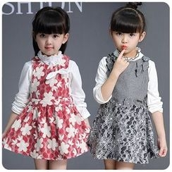 Rakkaus - Kids Set: Blouse + Dress