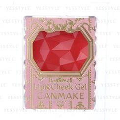 Canmake - 泛紅雙效胭脂唇膏 SPF 24 PA+ (#05 樱桃芝士)