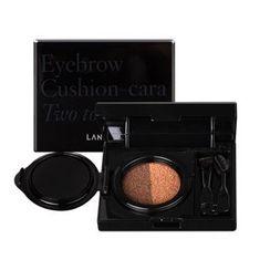 Laneige 兰芝 - Eyebrow Cushion-Cara Two Tone (Brown)