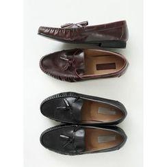JOGUNSHOP - Tassel Loafers
