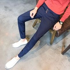Wild Dragon - 窄身长裤