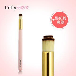 Litfly - Nose Pore Clear Brush (Pink)