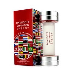 Davidoff - Champion Energy Eau De Toilette Spray (International Edition)