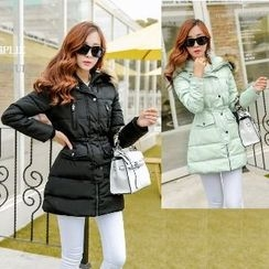 Amella - Hooded Padded Coat