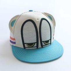 EVEN - Eye Applique Baseball Cap