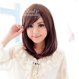 Clair Beauty - Medium Full Wig - Straight