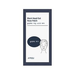 A'PIEU - Black Head Out Nose Patch 1pc