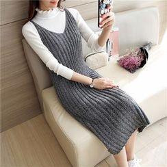 Florie - Sleeveless Knit Dress