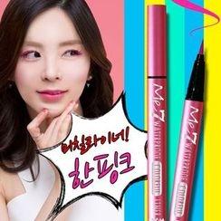 y.e.t - Me7 Waterproof Colorful Liner (#04 Pink Han)