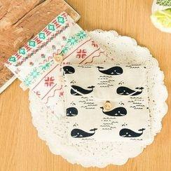 YUNO - 帆布卫生棉袋