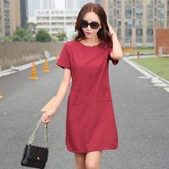 EFO - Short-Sleeve Dress