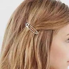Calypso - Safety Pin Hair Clip