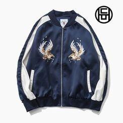 Chuoku - Embroidered Jacket
