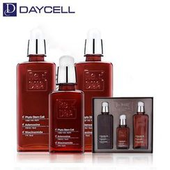 DAYCELL - Re,DNA Homme Stem Cell Skin Care Set: Skin 130ml + Emulsion 130ml + Essence 60ml
