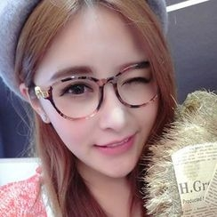 Sunny Eyewear - Skull Studded Glasses