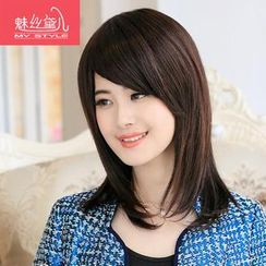 My Style Wigs - Medium Full Wig - Straight