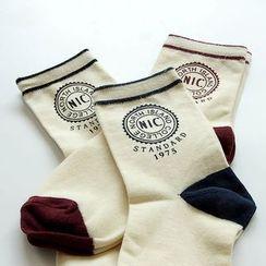 CherryTuTu - Lettering Socks