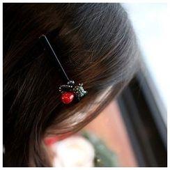 Aurabe - Rhinestone Hair Pin