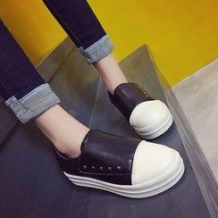 QQ Trend - 厚底休闲鞋
