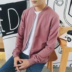 Edway - Plain Zip Jacket