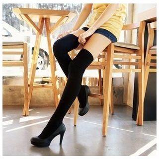 Valerie - Thigh-High Stockings