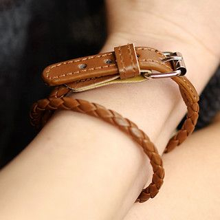 59 Seconds - Braided Bracelet