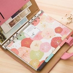 Show Home - A5 / A6 Loose Leaf Notebook Refill