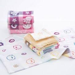 Show Home - Print Face Towel
