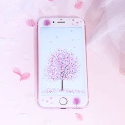 Sea Girl - Mobile Screen Protective Film for iPhone 6 / 6 Plus / 7 / Plus