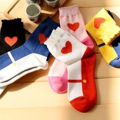 Fitight - 图案短袜