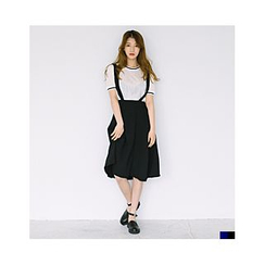 Someday, if - A-Line Jumper Skirt