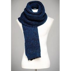 HOTBOOM - Rib-Knit Scarf