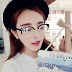 FROME - Semi-Rimless Glasses