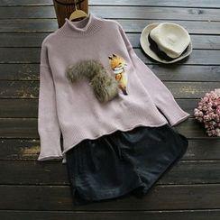 YOYO - Turtleneck Sweater