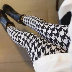 REDOPIN - Houndstooth Leggings