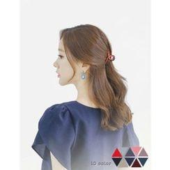 soo n soo - Studded Hair Clamp