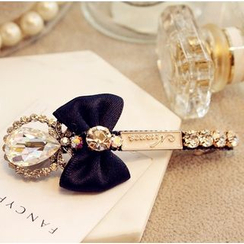 Queen Shine - Bow Hair Barrette