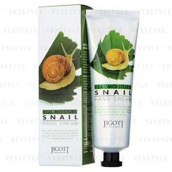 Jigott - Real Moisture Snail Hand Cream