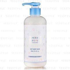 Etude House - Petit Bijou Cotton Snow Soft Body Wash