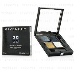 Givenchy - Prisme Quatuor 4 Colors Eyeshadow - # 4 Impertinence