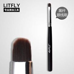 Litfly - Ultra Fine Eye Liner Brush (Black)