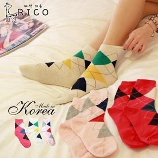 rico - Argyle Socks
