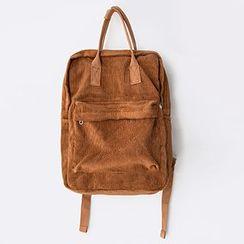 Heynew - Corduroy Lightweight Backpack
