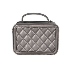 DABAGIRL - Chain-Strap Quilted Satchel